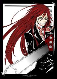 The Love Confession (Grell x Reader 5) by AnimeArtistRen on DeviantArt