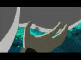 Minato :flying thunder god jutsu by Klubin