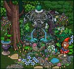 How to make a garden fountain 2