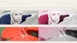 Fairytale - PSD by SoeriRukz