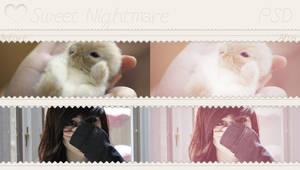 Sweet Nightmare - PSD and ATN by SoeriRukz