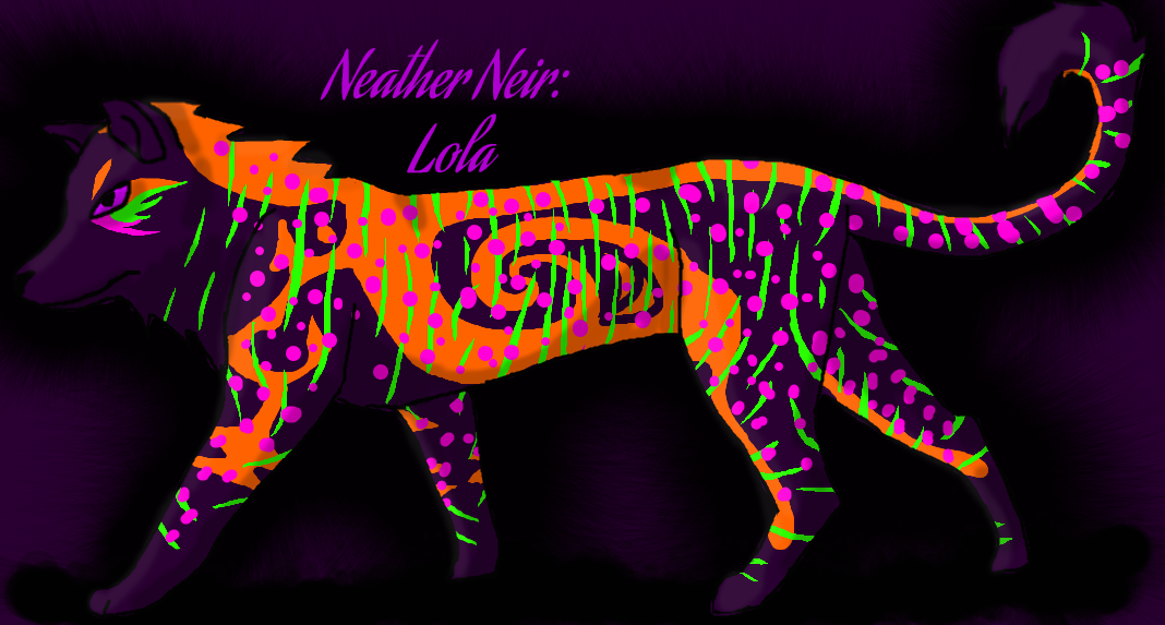 Neather Neir: Lola by LynxTheMadHatter