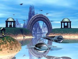 Atlantis by Kurai-Shiuzaki