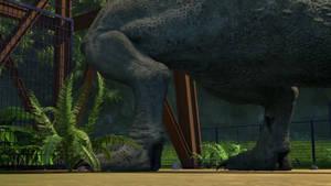 Indominus Rex Ass Shots (Camp Cretaceous)