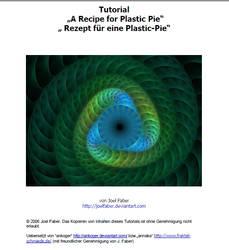 Plastic Pie in German by Ankoger
