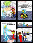 NINJAGO! the comic series pg5