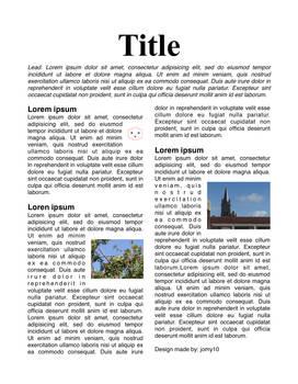 Page Design (PDF Preview)
