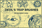 Devil's Trap Brushes