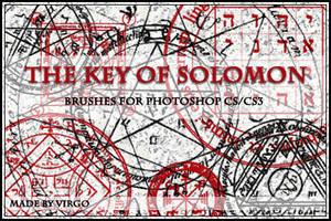 The Key of Solomon Brushes