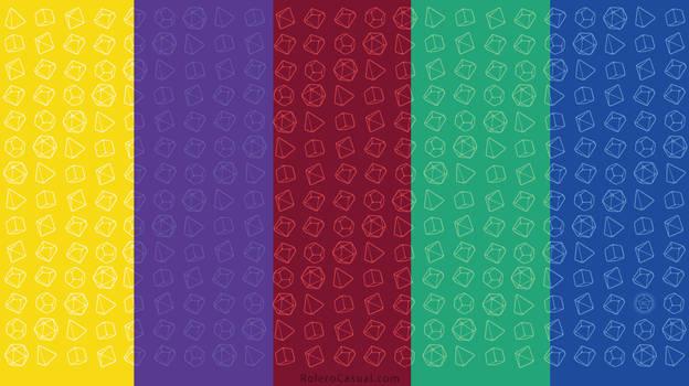 Desktop Wallpaper - Rolero Casual Podcast