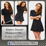 Pack Png: Kristen Stewart #10