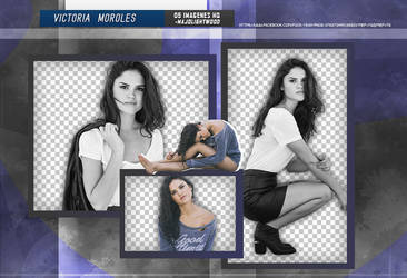 Pack Png: Victoria Moroles #301
