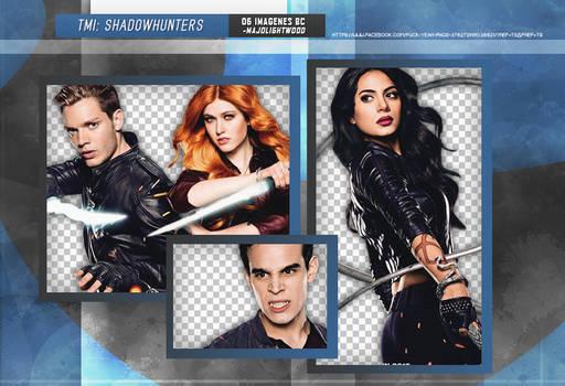 Pack Png: Shadowhunters 303