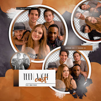 Pack Png: Teen Wolf Cast #395 by MockingjayResources