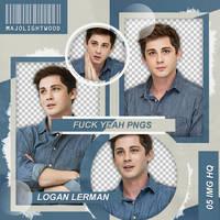 Pack Png: Logan Lerman #399 by MockingjayResources