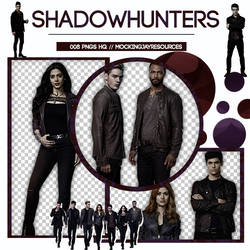 Pack Png: Shadowhunters (S2) #435
