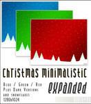 Christmas Minimalistic Exp