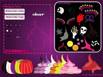 Make Your Creepy Cupcake by SloorpWorld