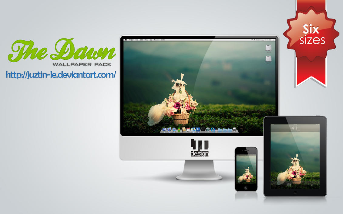 The Dawn - Wallpaper Pack by juztin-le