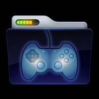 Games Folder Icon by zeaig