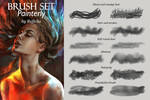 Brush set - painterly