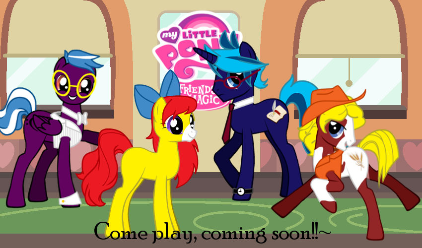 Dating Sims MLP