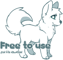 Dog Thing [Free to Use] by BaseAdopts