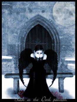 Black as the Devil painteth