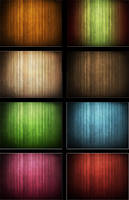 Free Wood Background Set by vesperTiLo