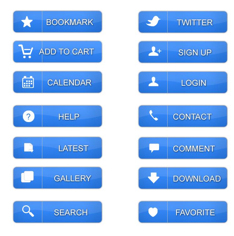 14 Free Website Buttons by vesperTiLo on DeviantArt