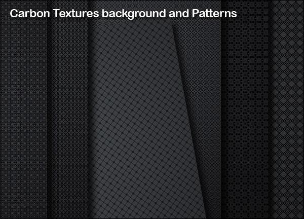 Dark Carbon Textures and Backgrounds by vesperTiLo