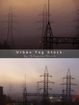 Urban Fog Stock Pack