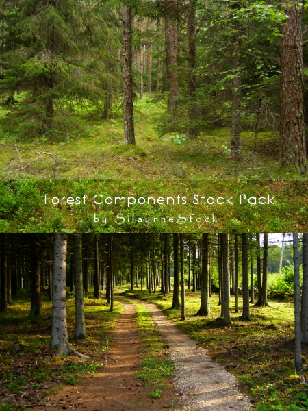 Forest Components Stock Pack