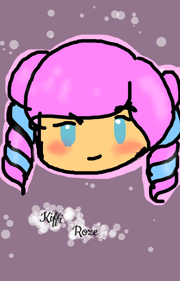 Kiffi Roze chibi by StarZCandy03