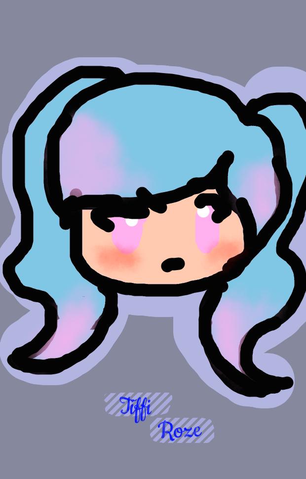Tiffi Roze (Kiffi cousin) by StarZCandy03