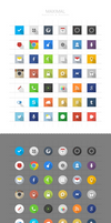 MAXIMAL Icons [Updated]