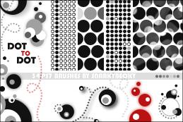 Dot Brushes by MsBecky
