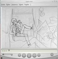 Lupin Animation by Balak01