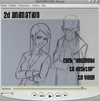 2D ANIMATION 'enjoying this?' by Balak01