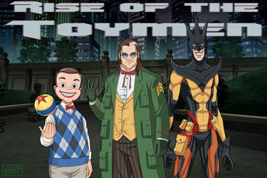 [Earth-27 Rosters] The Toymen by Roysovitch