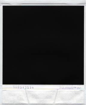 polaroid frame layered