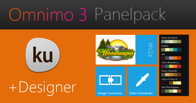 Omnimo 3 Designer pack by omnimoaddons