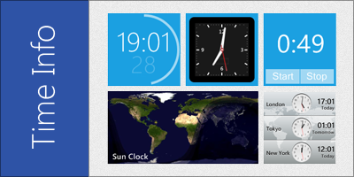 Time Panel Pack for Omnimo 5 by omnimoaddons