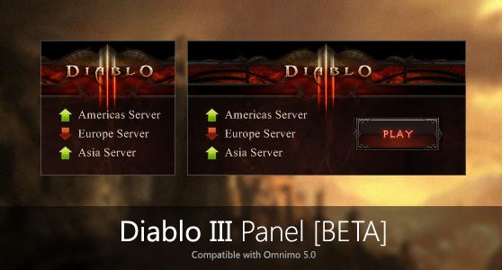 Diablo III Panel [BETA] by omnimoaddons