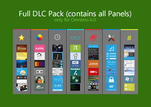 Full Panel Pack for Omnimo 6.0