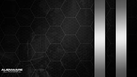 Alienware OmegaHex Wallpaper