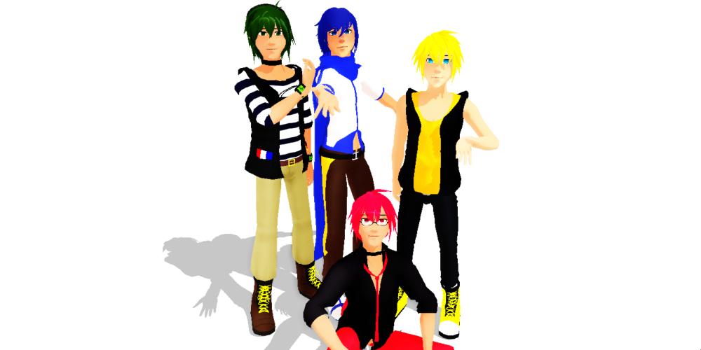The Boys by MoreSporesPlz