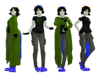 [MMD Newcomers DL] Nepeta Quest