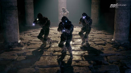 Squad game trailer