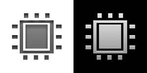 CPU Icon - Token Theme [TJSidhu]